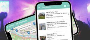 hejmo: Hybride App der Ionic Agentur Stuttgart AREA-NET GmbH